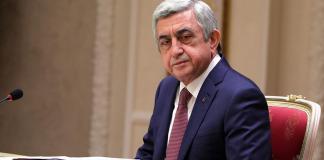 Sargsyan primo ministro dell'Armenia si è dimesso