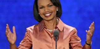 Condoleeza Rice e le relazioni Usa Russia