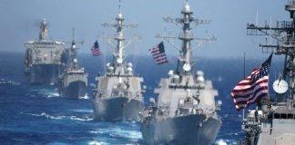 Il ritorno della seconda flotta americana