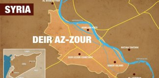Militari russi uccisi a Deir al Zour
