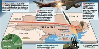 Ue e Nato chiedono a Russia responsabilità aereo MH17