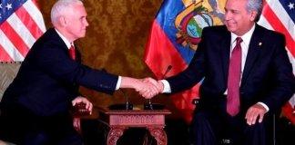 Come gli Usa provano a isolare il Venezuela