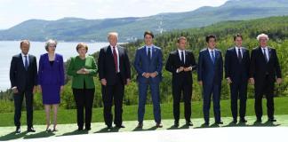 I tre fronti del G7 del Canada