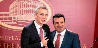 Macedonia verso ingresso nella Nato