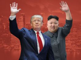 Storico summit Trump Kim a Singapore