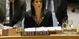 Usa mettono veto su risoluzione condanna Israele