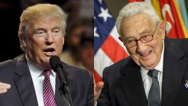 Trump secondo Kissinger