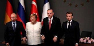 Siria vertice a Istanbul per percorso di Pace