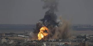 Alta tensione tra Israele e Gaza. Lancio di razzi e raid aerei
