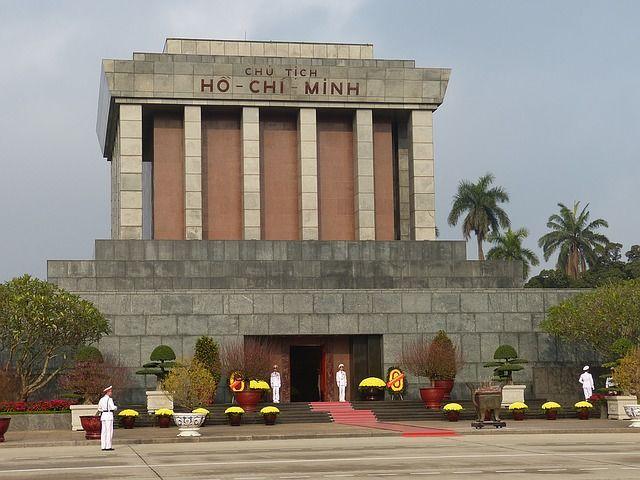 Cittadella di Hanoi si trasforma in piazza Italia
