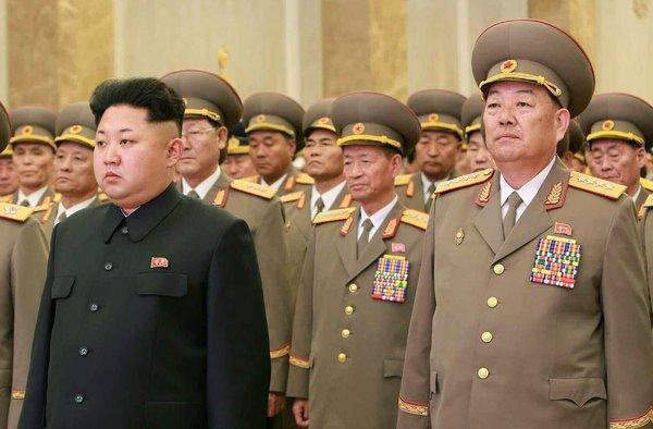 La nuova arma di Kim il coreano