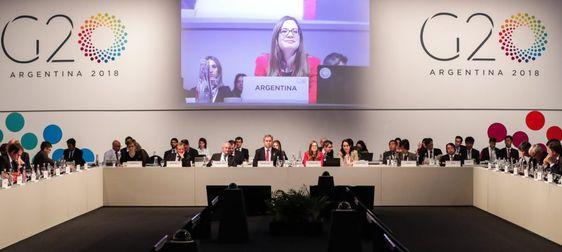 G20 argentino vince Trump