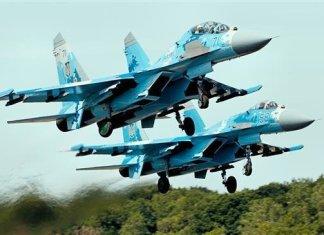 Russia schiera cacciabombardieri in Crimea