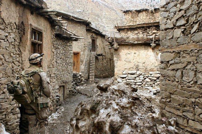 Intesa Usa Talebani in Afghanistan