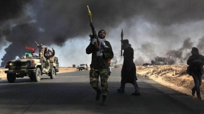 Libia nel caos