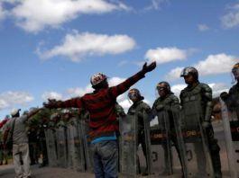 Crisi venezuelana alla frontiera