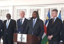Repubblica centrafricana verso firma pace governo e ribelli