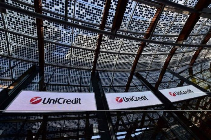 Maxi multa Usa a Unicredit