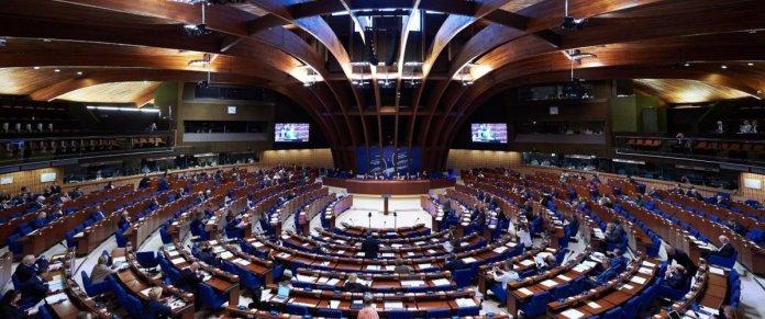 Consiglio d'Europa divide Russia e Ucraina