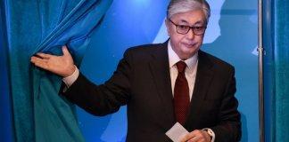 Kazakistan vince l'uomo di Nazarbayev