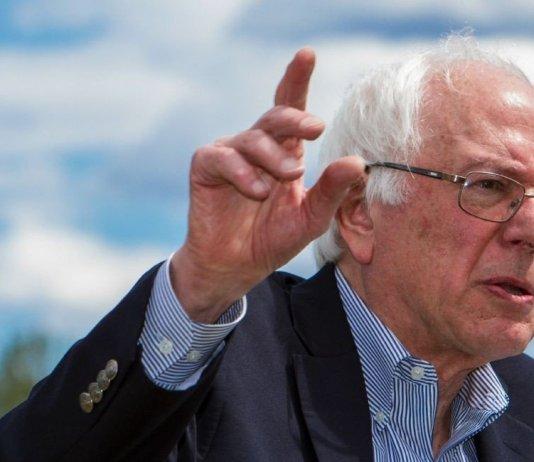 cambiamenti climatici il soldato Sanders va all'attacco