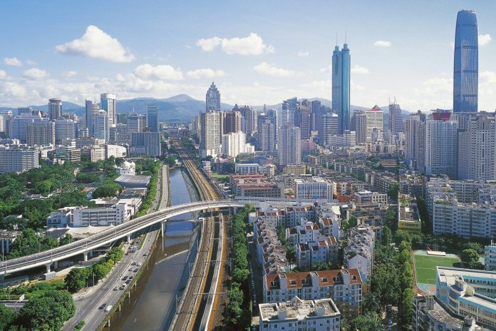 La Hong Kong della Cina si chiama Shenzen