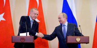 Accordo russo turco per evacuazione curdi