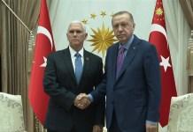 Intesa Turchia Stati Uniti per cessate il fuoco in Siria