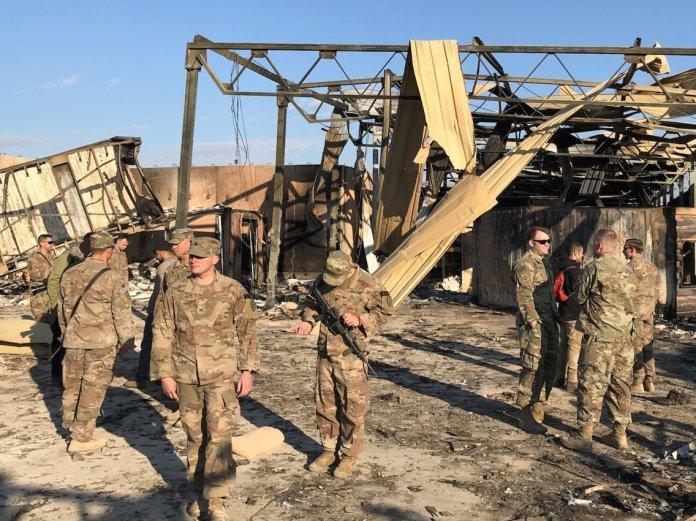 Cos'è successo ai militari Usa dopo l'attacco iraniano