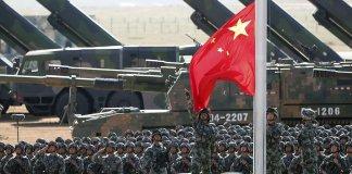 In crescita l'industria militare cinese