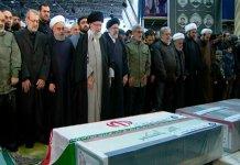 Iran aspettando la vendetta degli Ayatollah