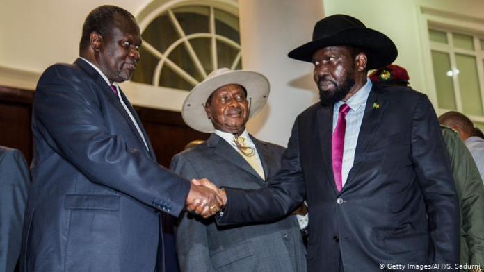 Sud Sudan ribelli e presidente verso un governo di unità nazionale.