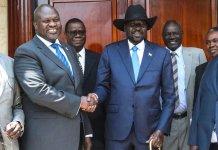 Sudan del Sud c'è il governo di unità nazionale