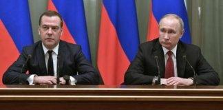 Nuovo Start Russia accusa gli Usa