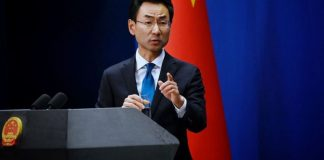 La Cina risponde a Pompeo