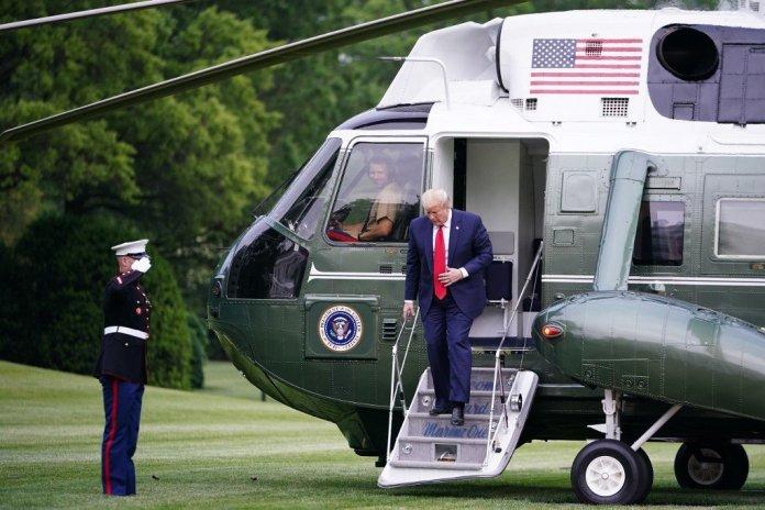 Trump ritira gli Usa dal trattato Cieli Aperti