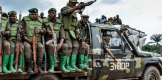 Attacco islamico in Congo