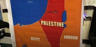 Le frontiere israeliane spiegate attraverso le mappe