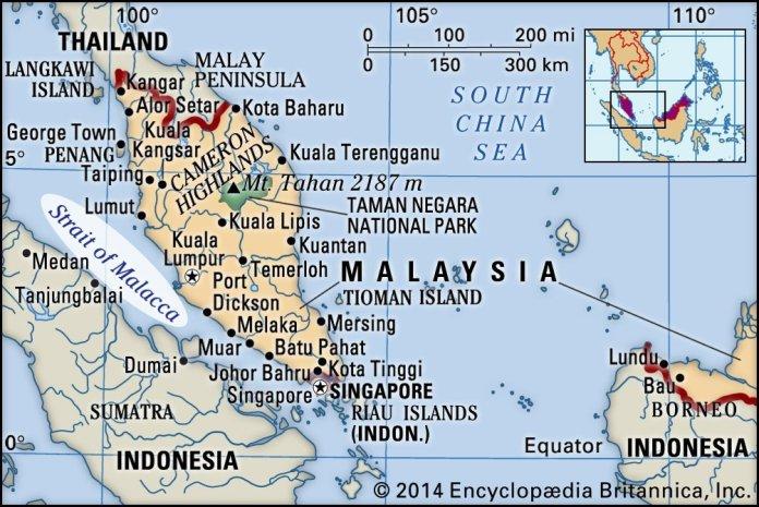 Stretto di Malacca