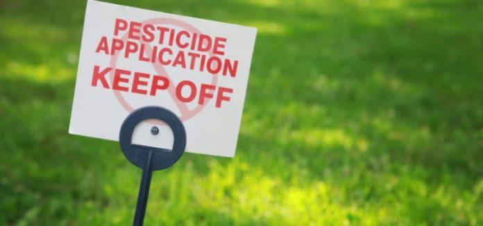 la guerra dei pesticidi