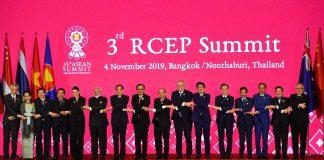 La Cina firma con 14 Paesi il più rande accordo commerciale al mondo