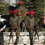Esercito Etiopia avanza nel Tigrè