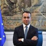 Il ministro degli etseri Di Maio apre Rome Med 2020. L'intervento