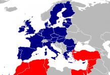 Politica estera italiana nel Mediterraneo dopo il 2020
