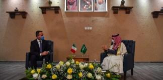 Di Maio visita Arabia Saudita e Giordania