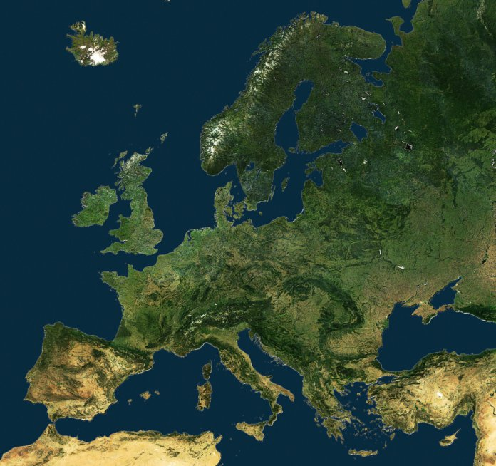 I microstati d'Europa