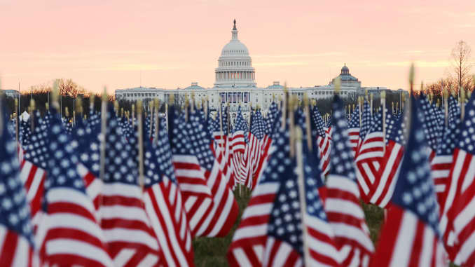 Inauguration Day: Joe Biden è presidente