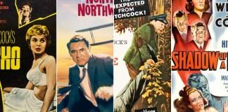 Cinque film di Hitchcock da vedere