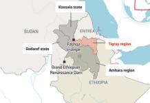Crisi di frontiera tra Etiopia e Sudan