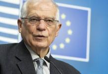 Josep Borrell in visita in Russia